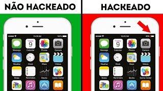 15 Sinais Claros de que o Seu Telefone foi Hackeado