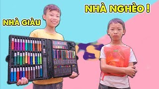 Cậu Bé Nhà Nghèo Tốt Bụng Giúp Đỡ Bạn Học Cùng Lớp - Jun Jun TV