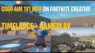 1v1 on Aim Map!