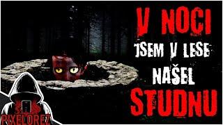 V noci jsem v lese našel studnu - Creepypasta [CZ]
