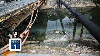 """Công nghệ Nhật """"hứa hẹn"""" làm sạch sông Tô Lịch"""