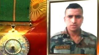 Ashok Chakra for killing 10 terrorists in 11 days..