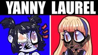 IF 3 WEIRD MEMES WERE CUTE GIRLS [Yanny and Laurel, Steamed Hams + ???]