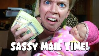 SWAMP FAMILY MAIL!- ft CASH & BABIES!