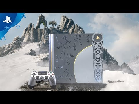 Limited Edition God of War PS4 Pro Bundle Video Screenshot 1