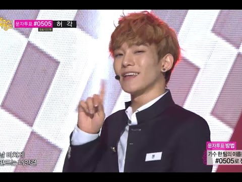 【TVPP】EXO - Growl (School look Ver.), 엑소 - 으르렁 @ Show! Music Core Live