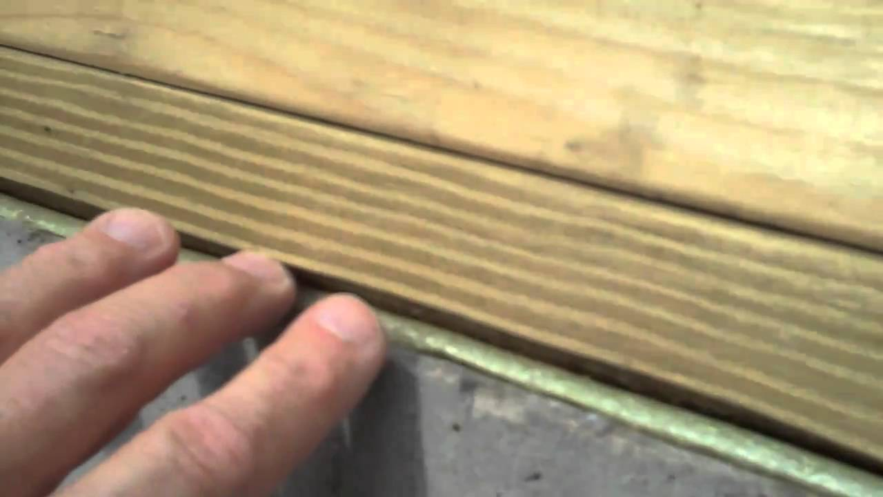 Sill Plate Youtube