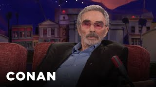 Burt Reynolds Was In Love With Johnny Carson  - CONAN on TBS