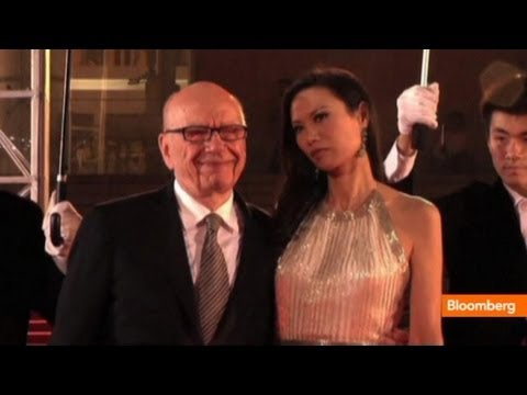 Rupert Murdoch, Wendi Deng Divorce: Is His Fortune At Stake? - Smashpipe News