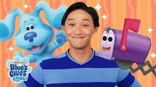 Blue's Clues & You 🐾 Sneak Peek! Mail Time Song + Skidoo!| NEW SERIES | Nick Jr.