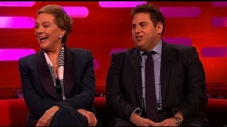 Jonah Hill performs his Morgan Freeman song - The Graham Norton Show: Episode 8 - BBC One