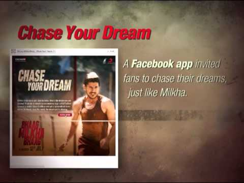 Bhaag Milkha Bhaag | Digital campaign | Ignitee Digital Services