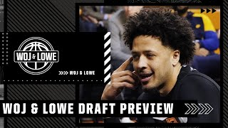 Woj: The Pistons 'are getting there' on Cade Cunningham as the No. 1 pick   Woj & Lowe