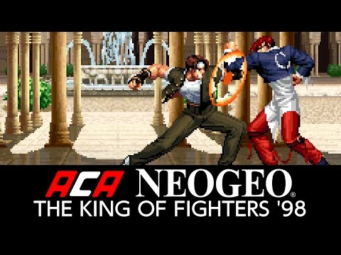 ACA NEOGEO THE KING OF FIGHTERS '98 Trailer