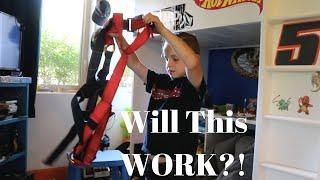BMX Trick Harness!