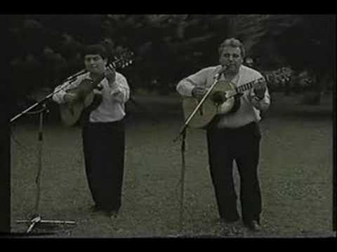 Dúo Oyarzabal Navarro - Las tonadas (Tonada)