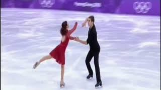Winter Olympics - French Pairs Skating Feb 2018