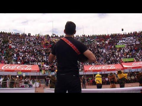 Chila Jatun - (Boquita de miel en el Stadium de Cochabamba)