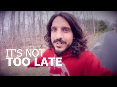 It's Not Too Late (by @mikefalzone) - Smashpipe Comedy