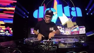 Red Bull 3Style 2017 - DJ Delta - Judge Showcase - (ITALY)
