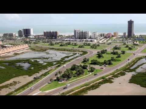 South Padre Island Promo Aerial Photography Video