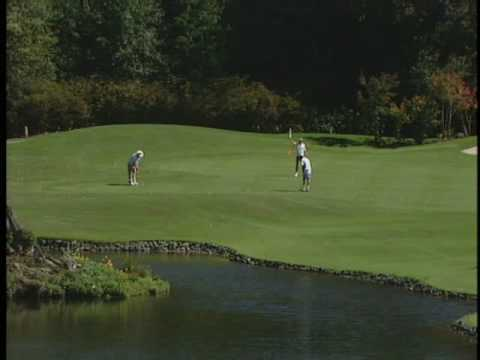 Golf at The Resort At Port Ludlow