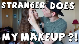 Stranger Does My Makeup | BambinoBecky