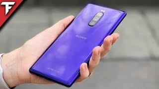 Smartphone mit 4K Display❓SONY Xperia 1 mit 21:9