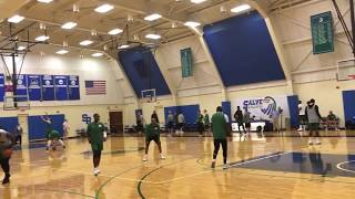 Kyrie Irving, Terry Rozier play 1-on-1 before Boston Celtics practice