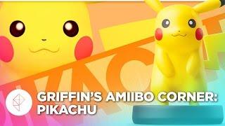 Griffin's amiibo Corner - Episode 6: Pikachu