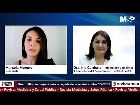 Puerto Rico se prepara para la llegada de la vacuna contra el COVID-19