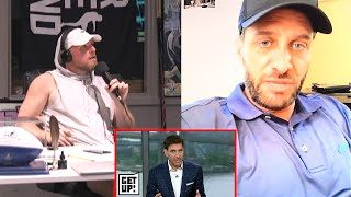 Mike Greenberg Talks Transition from Mike & Mike