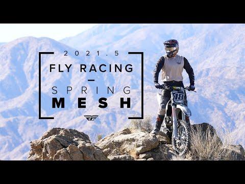 FLY Racing - KINETIC MESH RACEWEAR