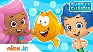 Best of Bubble Guppies Part 1 | Nick Jr.