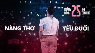 NÀNG THƠ x YẾU ĐUỐI | Hoàng Dũng ft. Khán giả [at CONCERT 25]