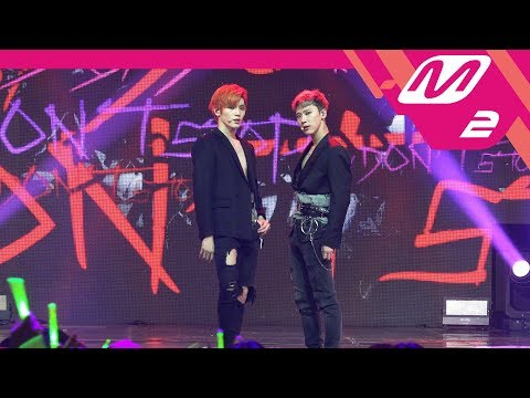 [MPD직캠] 엔시티 유 직캠 4K 'Baby Don't Stop' (NCT U FanCam) | @MCOUNTDOWN_2018.3.1