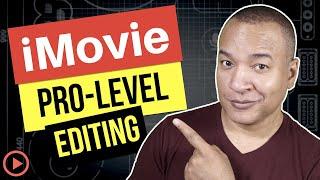 iMovie Tutorial for Mac: Pro-Level Editing Using Precision Editor