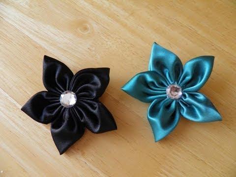 Jak zrobić kwiaty do fryzury weselnej