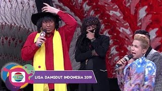PECAHHH!!! Gilang Impersonate Pak Tarno Bikin Master Limbad Ketawa - LIDA 2019