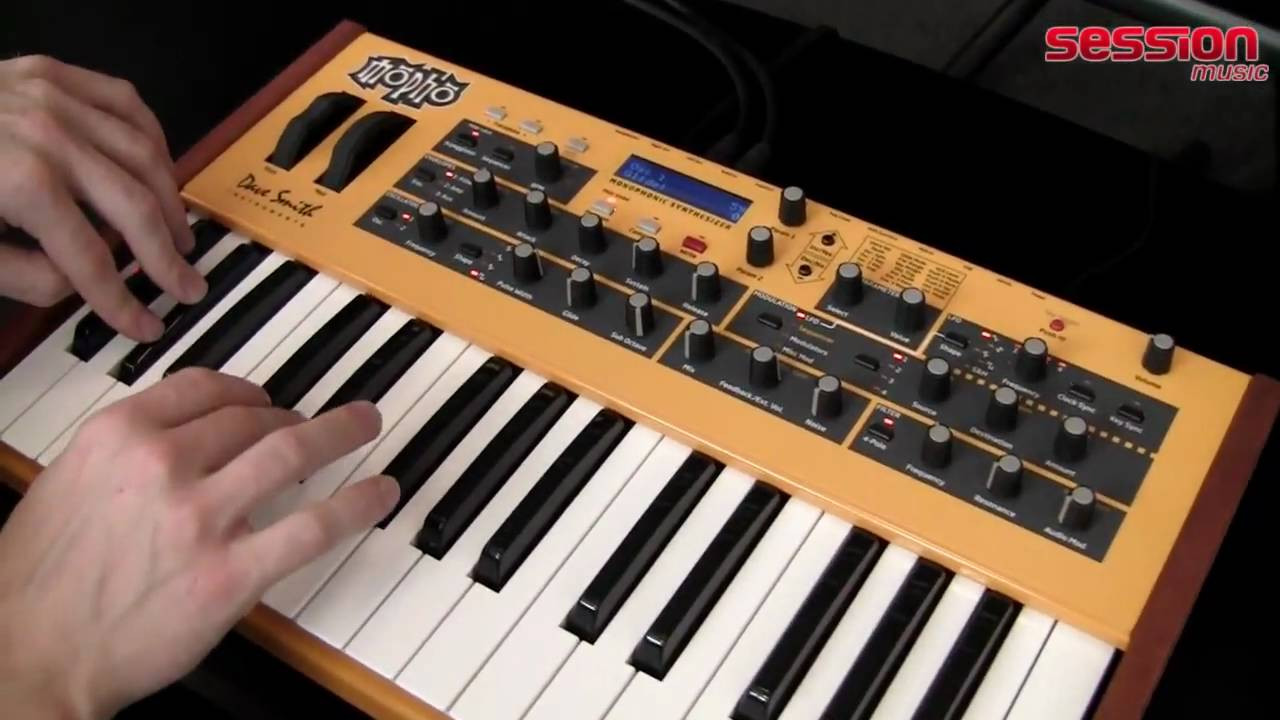 dave smith instruments mopho keyboard youtube. Black Bedroom Furniture Sets. Home Design Ideas