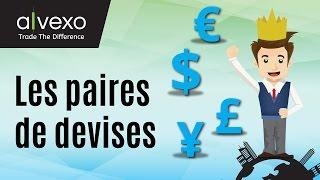 En savoir plus sur les paires de devises