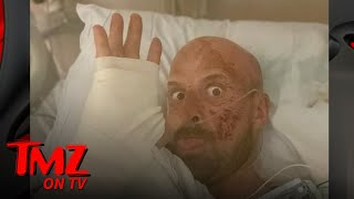 'AGT: Extreme' Contestant Jonathan Goodwin Breaks Silence On Horrific Accident | TMZ TV