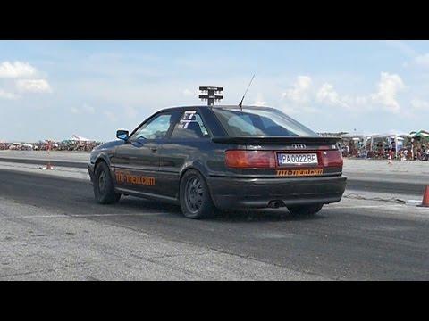 Audi S2 810HP running 10sec | Autokinisimag