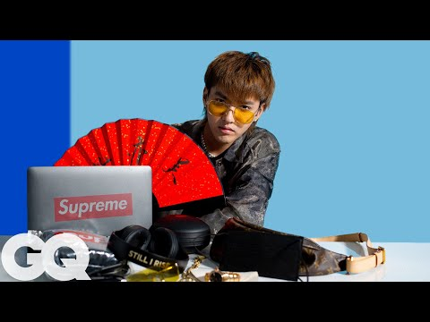 10 Things Kris Wu Can't Live Without | GQ