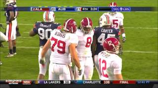 2009 Iron Bowl - Final drive (HD)