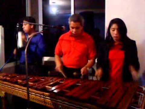 Marimba Perla Chiapaneca - La Indiecita