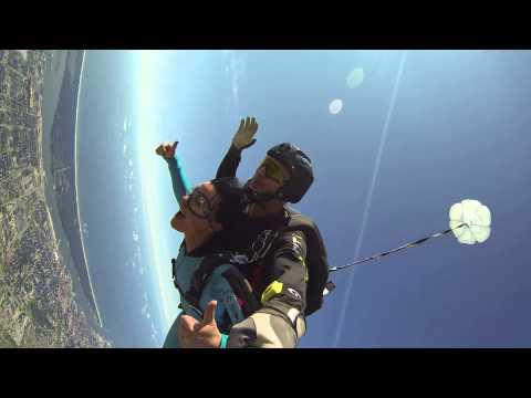 Tandem Skydive Inesa 16/08/2013