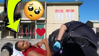 I GOT RUSHED TO THE HOSPITAL!!!