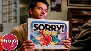 Top 10 Funniest Castiel Moments on Supernatural