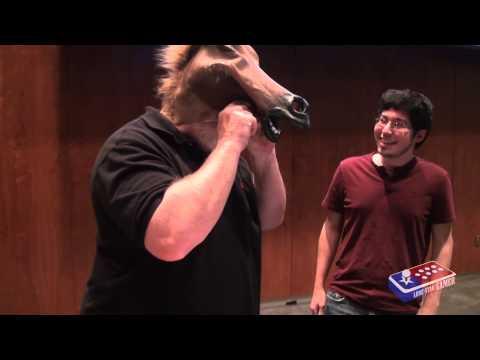 Gabe Newell is a Good Sport, Neeiiigh a Great Sport!